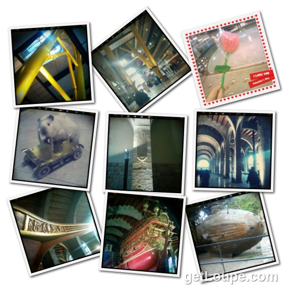 The Magic's Week 4 Made using Loupe - a fun & fast way to make cool creations with your photos.