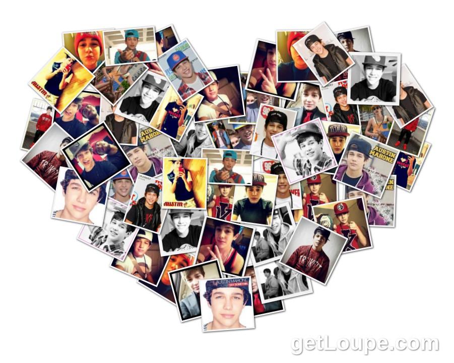 Austin Mahone Collage