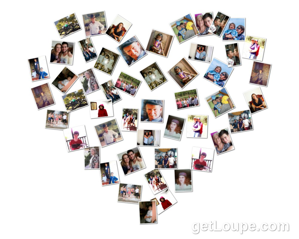 CORAZON Made using Loupe - a fun & fast way to make cool creations with your photos.