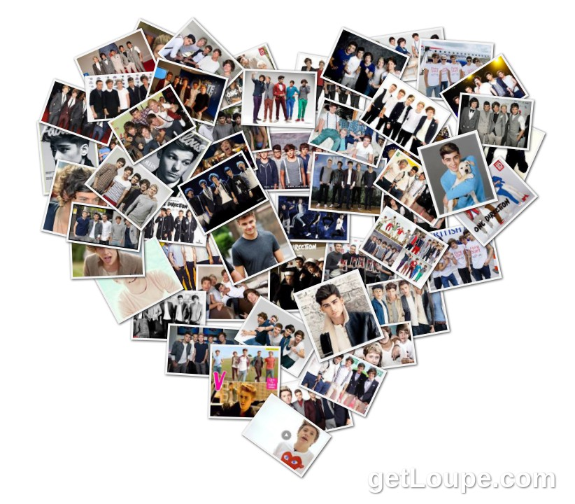 Pics For u0026gt; Fandoms Collage