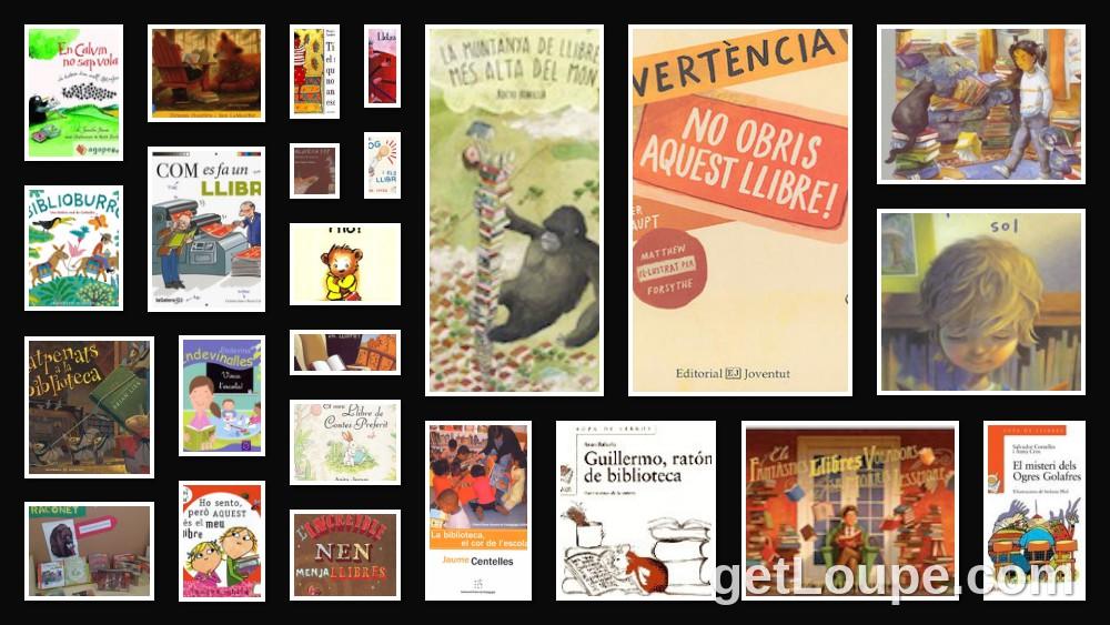 Llibres de llibres
