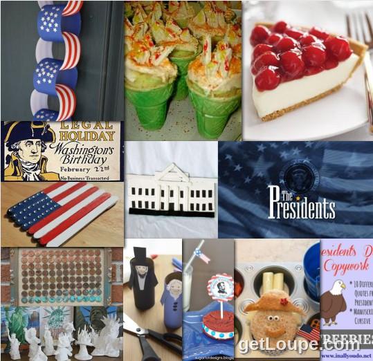 presidentsday_pinterestboard Sprittibee's Presidents Day Pinterest Board