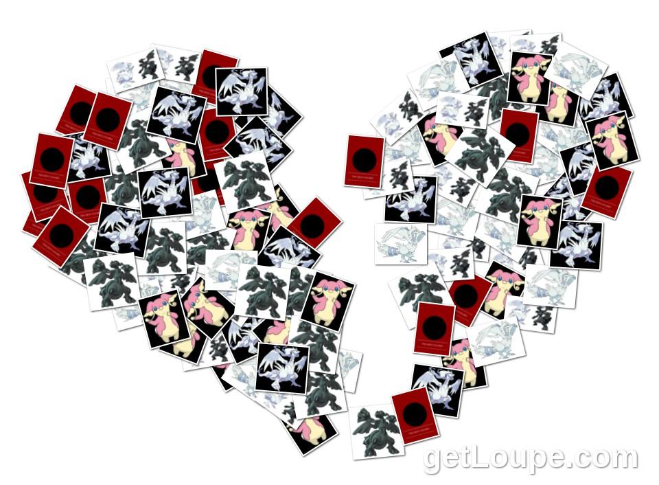 broken heart by danielle