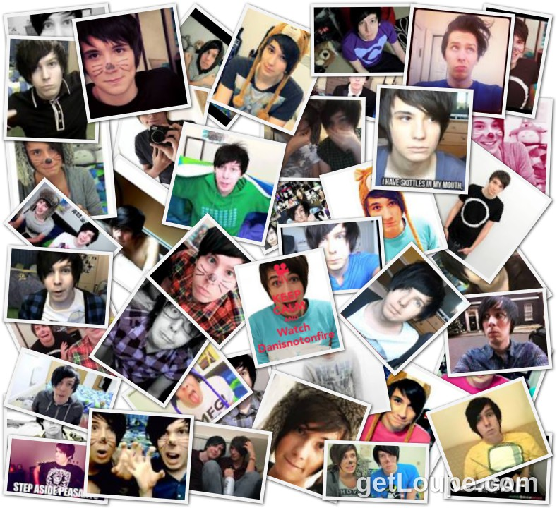 Dan And Phil Wallpaper Edit Idk What It Is Really But I Used As