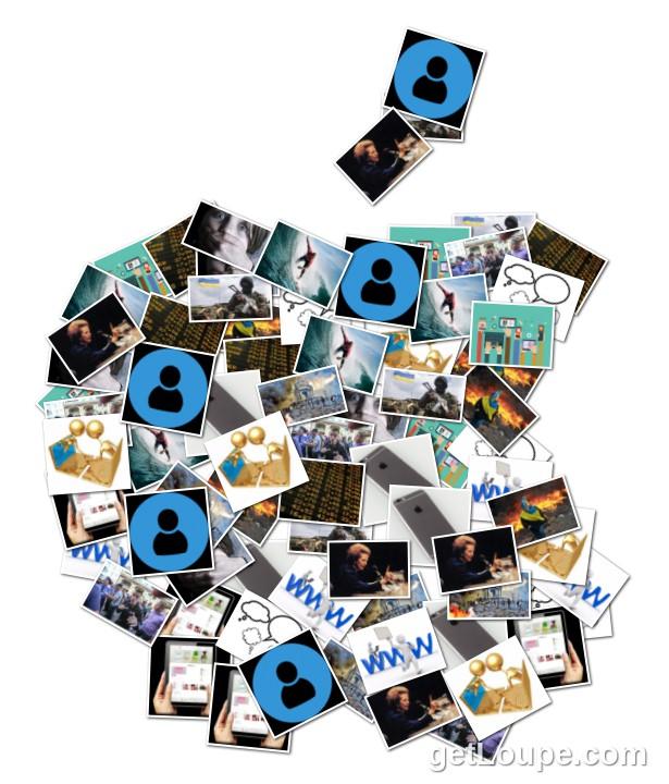 Сучасна людина в сучасному світі Серфер, планшет, юзер, кіднепінг, айфон, покликання (виноска), атовець, оффлайн, майданівець, Майдан (Революція), тітушка,лістинг, прем'єрка, нетікет, електронка