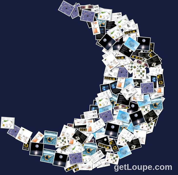G on twitter quot iphone - Fases De La Luna Loupe Collage Loupe
