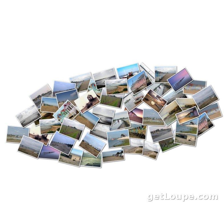 Mersea Island Made using Loupe - a fun & fast way to make cool creations with your photos.