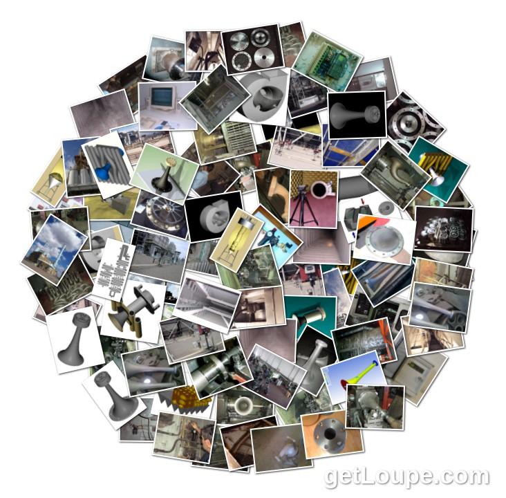 Galería de Imágenes Fabricación, Diseño y Aplicaciones de los Limpiadores Acústicos de Safefon