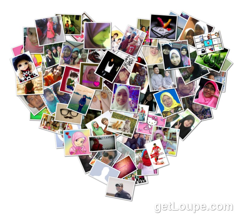 how to make a photo collage in fb