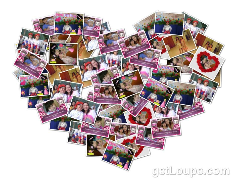 Happy Valentine S Day Papa And Mama We Love U Love Ate Nadine And