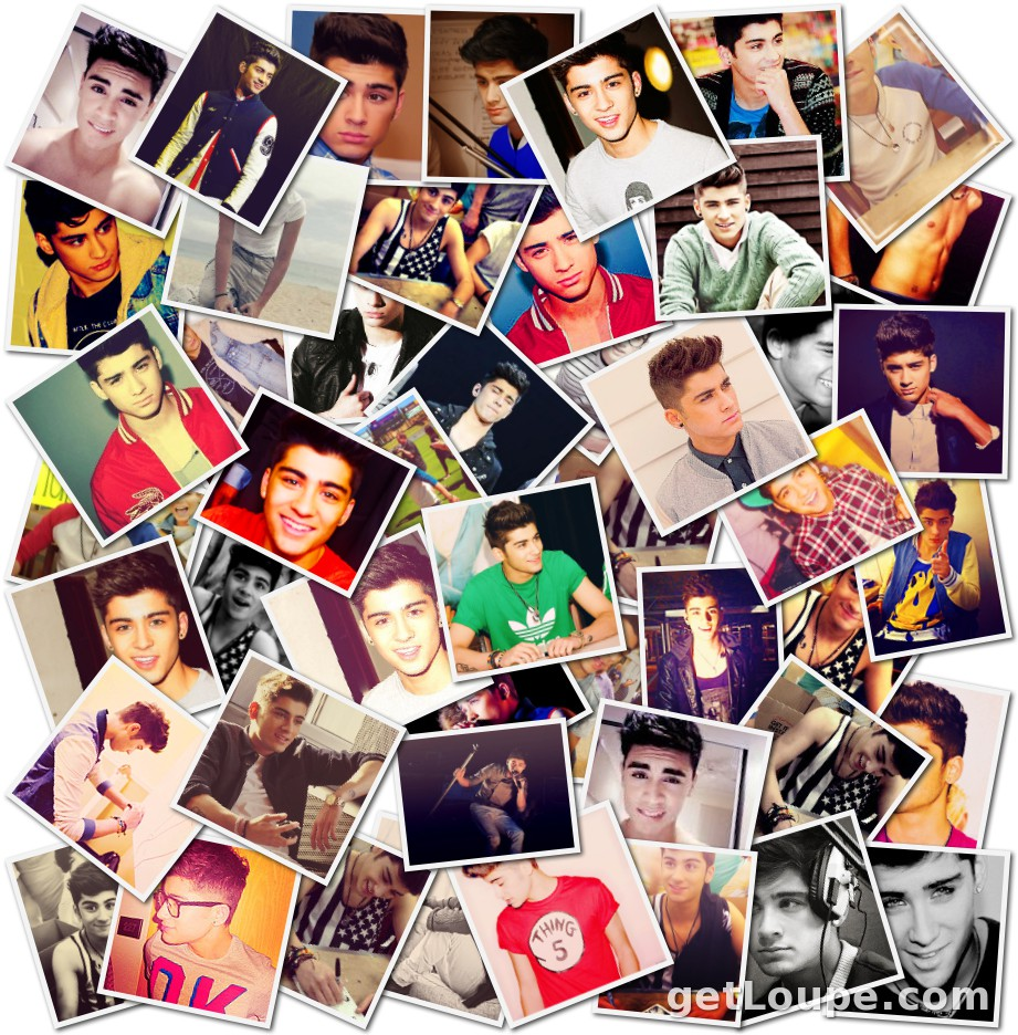 Zayn malik tumblr 2013 collage