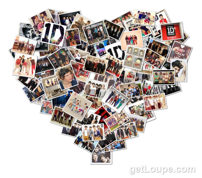 1D Collage