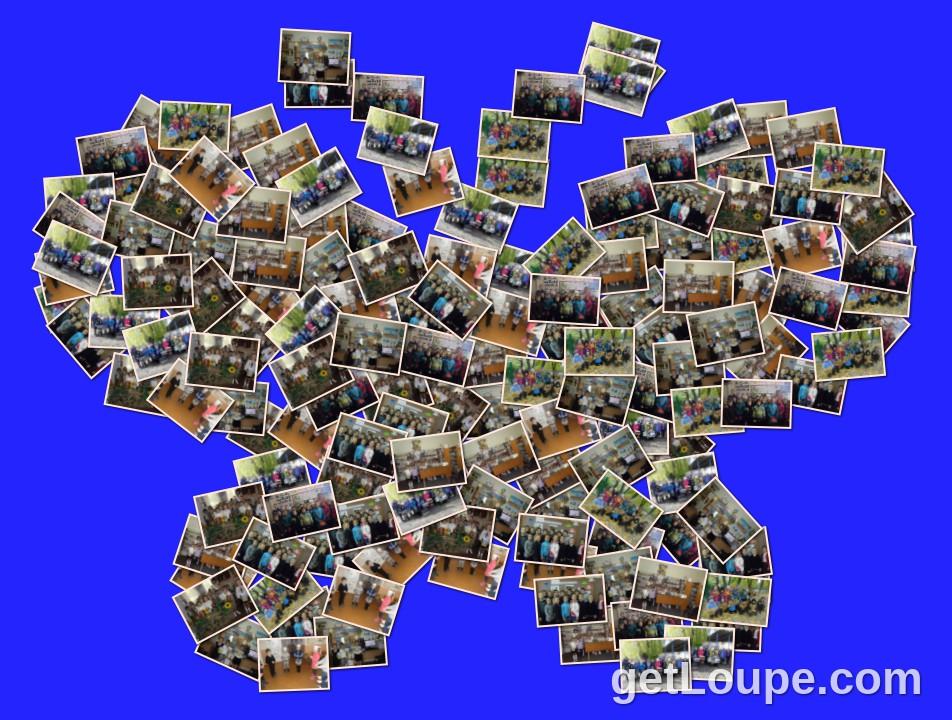 Цікаві моменти шкільного життя Made using Loupe - a fun & fast way to make cool creations with your photos.