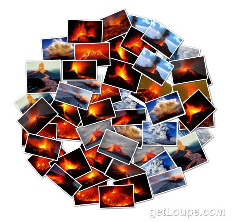 Volcanes Volcanes en erupción
