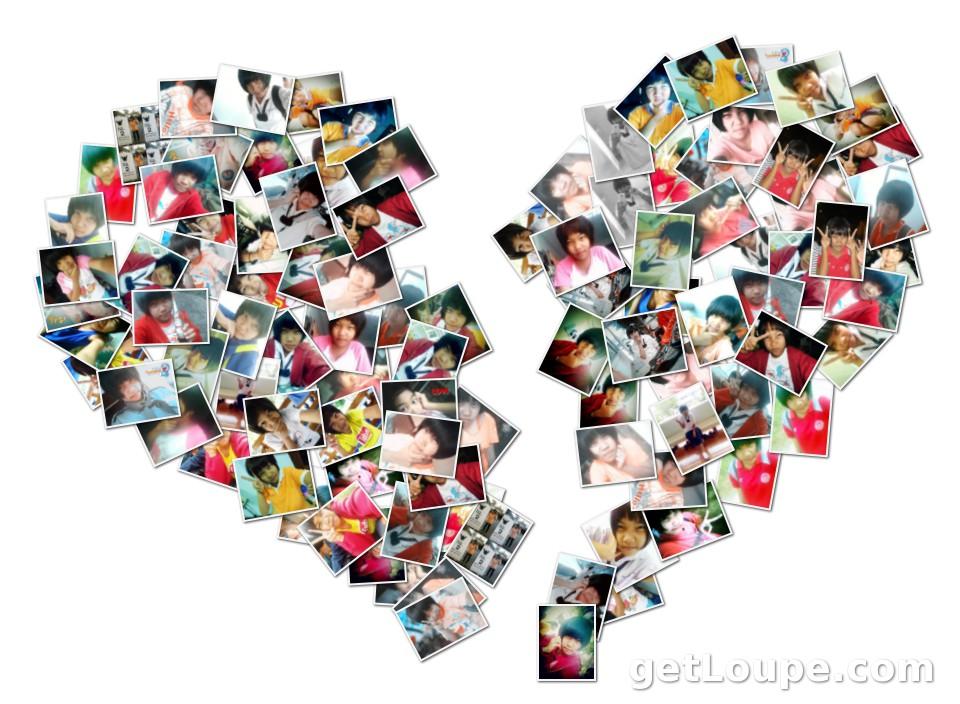 รูปหัวใจแตกสลาย ! ^^